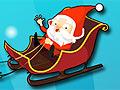 Сумасшедший Санта-гонщик