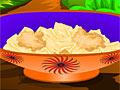 Картофель в пряном соусе