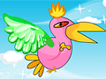 Фантастическая птица