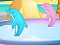 Украшаем дельфинарий