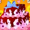 Торт для Иветты и Мелании