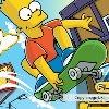 Барт скейтбордист