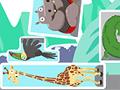 Кубики с животными