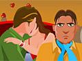 Поцелуи за спиной у рикши