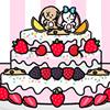 Торт для Алены, Елены, Илоны, Оливии, Паулы