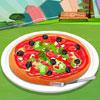 Пицца для Анны и Одетты