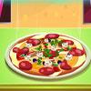 Пицца для Аллы и Одетты