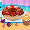 Пончик для Сары и Феклы